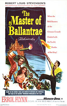 poster The Master of Ballantrae (1953)