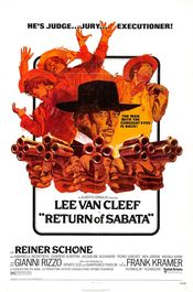 poster The Return Of Sabata (1971)
