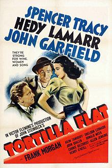 poster Tortilla Flat (1942)
