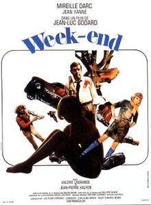 poster Weekend (1967)