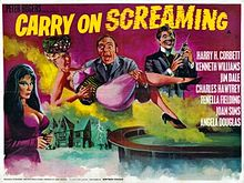 poster Carry On Screaming! (1966)