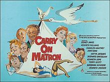 poster Carry On... Matron (1972)