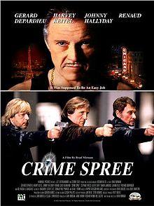 poster Crime Spree (2003)