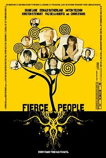 poster Fierce People (2005)