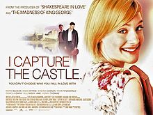 poster I Capture the Castle (2003)