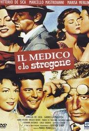 poster Il Medico E Lo Stregone (1957)