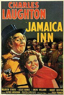 poster Jamaica Inn (1939)