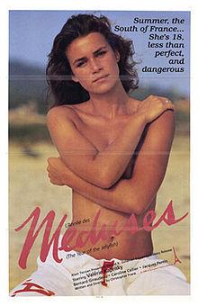 poster L'Année des méduses (1984)