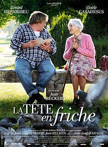 poster La Tete En Friche (2010)