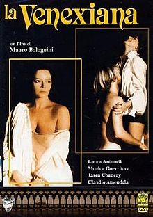 poster La Venexiana (1986)
