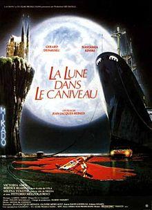 poster La lune dans le caniveau (1983)