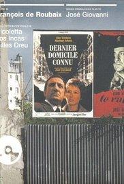 poster Le Rapace (1968)