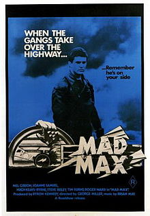 poster Mad Max (1979)