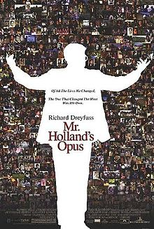 poster Mr. Holland's Opus (1995)