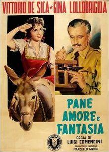poster Pane, Amore E Fantasia (1953)