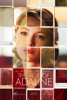 poster The Age of Adaline (2015)