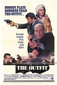 poster The Outfit (1973)