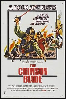 poster The Scarlet Blade (1963)
