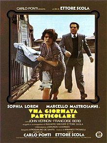 poster Una Giornata Particolare (1977)