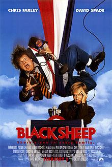poster Black Sheep (1996)