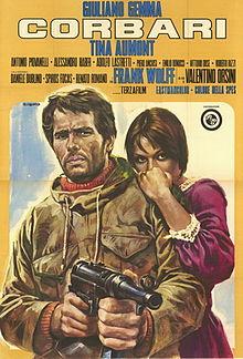 poster Corbari - Mission Corbari (1970)