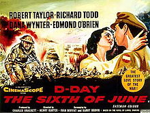 poster-d-day-the-sixth-of-june-1956