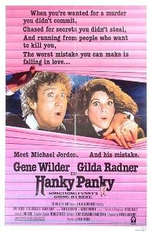 poster Hanky Panky (1982)
