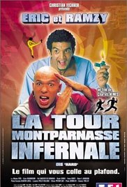 poster La tour Montparnasse infernale (2001)