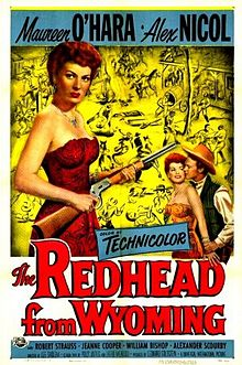 poster-the-redhead-from-wyoming-1953