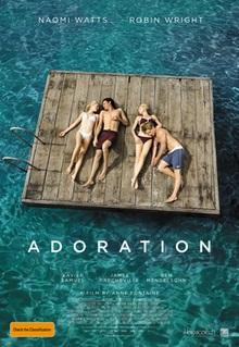 poster Adoration aka Adore (2013)