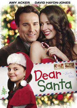 poster Dear Santa (2011)