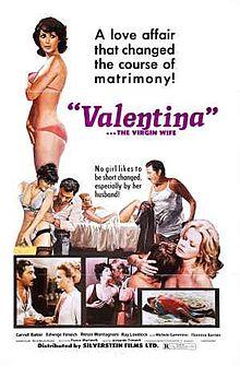 poster La Moglie Vergine (1975)
