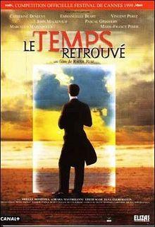 poster Le Temps Retrouve (1999)