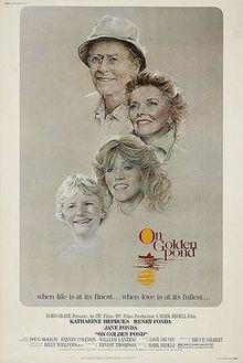 poster On Golden Pond (1981)