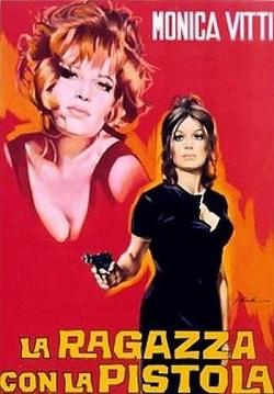 poster Ragazza Con La Pistola (1968)