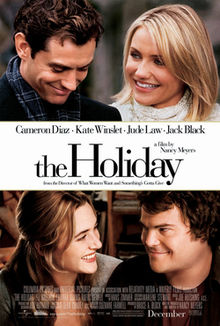 poster The Holiday (2006)