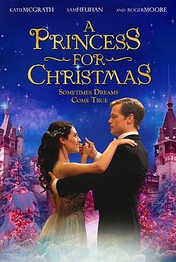 poster A Princess For Christmas (2011)