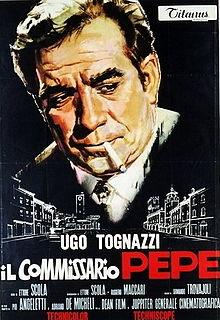 poster Il Commissario Pepe (1969)