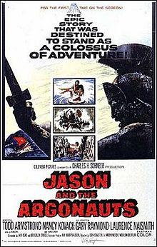 poster Jason and the Argonauts (1963)