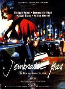 poster J'embrasse pas (1991)