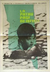 poster La patru pasi de infinit (1964)