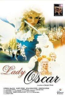 poster Lady Oscar (1979)