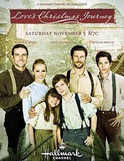 poster Love's Christmas Journey (TV Movie 2011)