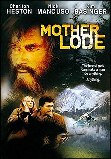 poster Mother Lode (1982)