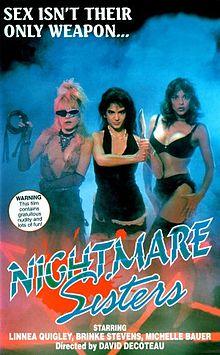 poster Nightmare Sisters (1988)