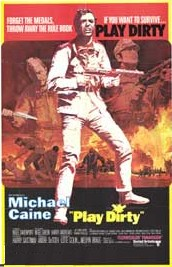 poster Play Dirty (1968)