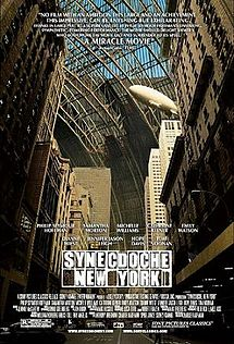 poster Synecdoche, New York (2008)
