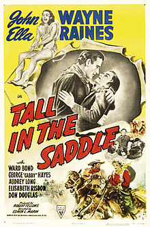 poster Tall In The Saddle (1944)