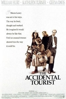 poster The Accidental tourist (1988)