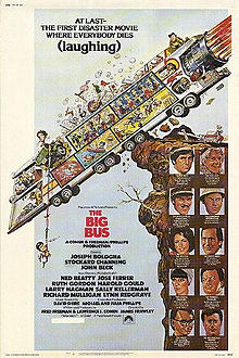 poster The Big Bus (1976)